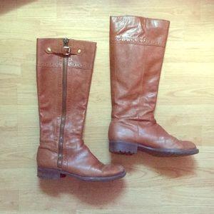 Franco Sarto Knee Boots